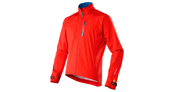 Mavic Sprint Jacket bright Men red